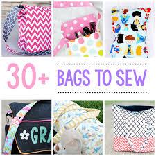 Free Bag Patterns Adorable 48 Bag Sewing Patterns