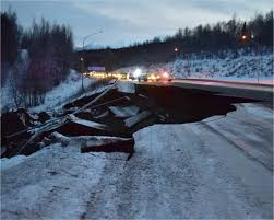 Quake highlights supply chain reality: Alaska lives and dies by logistics -  FreightWaves