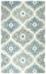 gray area rug home co hand tufted wool blue reviews for and white rugs 8x10 ideas navy area rug extraordinary blue