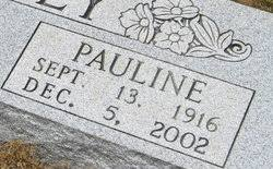Pauline Whaley (1916-2002) - Find A Grave Memorial