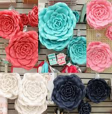 so if you ve been wanting to make a giant paper flower wall but don t want to spend the time to cut them out and glue them together now you can these