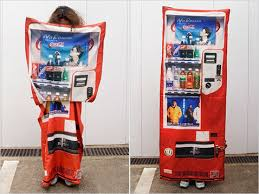 Japanese Vending Machine Dress Simple Japanese Anti RapeMugging Dress Transforms Into Vending Machine