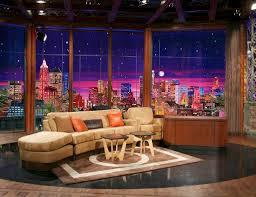 Tv Talk Show Stage Design Tv Talk Show Sitting Area Stage Design Tv Set Design