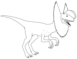 Carnotaurus Kleurplaat Dibujos Para Colorear