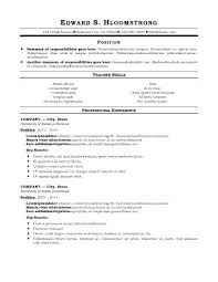 Resume Traditional Traditional Resume Traditional Resume Template Traditional Resume