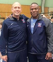 AHS Wrestling Coach Gains International Experience