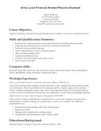 resume of financial analyst finance resume objective assistant financial analyst resume