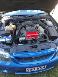 2005 Ford Falcon bf xr6 turbo - Show & Shine - Shannons Club