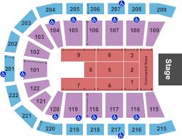 Huntington Center Seating Chart For Monster Jam Huntington Center Seating Chart Toledo