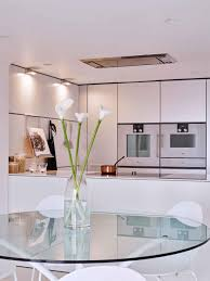 kitchen ambient lighting. Bultahup Wall Panelling Includes Ambient Lighting - Kitchen Design | Bulthaup Exeter Sapphire Spaces A