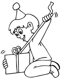 birthday present clip art black and white. Beautiful Art Index Of   Presents Clip Art On Birthday Present Black And White E