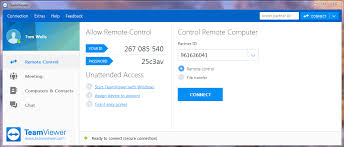 Setting Up Teamviewer With A Personal Password Unique Digital