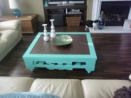 12 DIY Antique Wood Pallet Coffee Table Ideas  DIY And CraftsPallet Coffee Table Diy