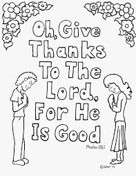 Let Us Give Thanks Coloring Pages For Kids With Thanksgiving