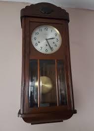 full size of wall decor large pendulum wall clock bulova wall chime clock nice clock mechanical
