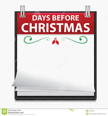 Calendar Countdown Days Counting Down The Days With A Calendar Stock Image Image Of