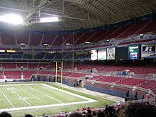 Edward Jones Dome Seating Chart Football The Dome At Americas Center Wikipedia