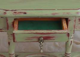 miniatures dollhouse furniture. how to paint and distress inexpensive dollhouse furniture miniatures i