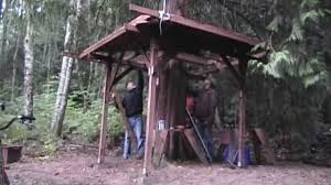 The Best Way To Build A Treehouse  WikiHowHow To Build A Treehouse For Adults