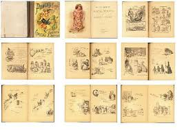 7 Best Images Of Antique Miniature Printable Books Free