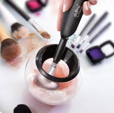 stylpro makeup brush cleaner drier