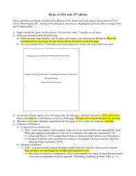004 Apa Style Research Paper Example 6th Museumlegs