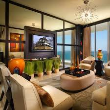 Living Room  Swivel Tv Room Divider Small Tv Room Furniture Small Space Tv Room Design