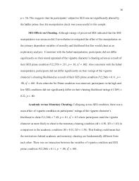 socioeconomic status and stress as factors in academic dishonesty  23