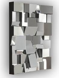 contemporary wall mirrors  home wall art  shelves