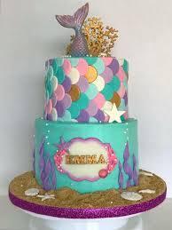Little Mermaid Birthday Cake Ideas Fresh Little Mermaid Birthday