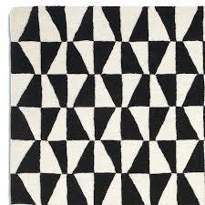 black white geometric rug geometric rug black and white geometric rug ikea