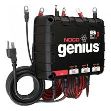 noco 3 bank 12a on board battery charger genm3 prevnext