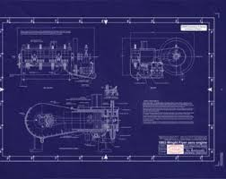 boeing b 17 blueprint of the flying fortress wright brothers flyer engine 1903 engineering drawing blueprint large