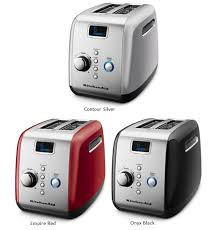 kitchenaid kmt223 artisan 2 slice toaster