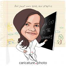 corporate caricatures business gift caricatures thank it s weekend caricature your photo