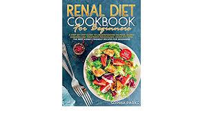 Amazon | renal diet Cookbook for beginners | Parks, Sophia | Vegetarian
