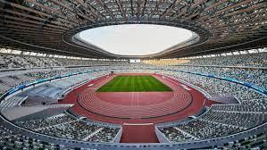 alleged rape at Tokyo Olympic Stadium ...