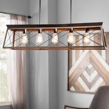 Chandelier pendant lighting Farmhouse Quickview Wayfair Pendant Lighting Youll Love Wayfair