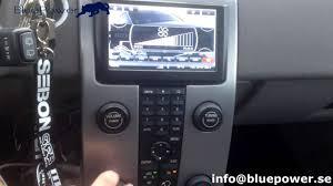 Volvo C30 S40 V50 C70 Headunit / Prototype - YouTube