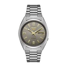 buy seiko 5 men s automatic watch snxs75 at j herron son seiko men s 5 automatic watch snxs75