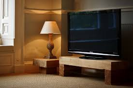 solid oak tv stands custom made in