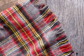 frayed flannel