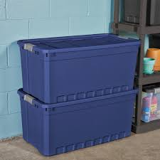 large plastic totes. Beautiful Plastic 3 Pack Plastic Storage Containers Large Blue 50 Gallon Stacking Bin Box Tote  Lid With Totes R