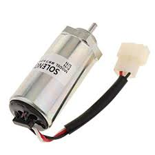 fast cheap shipping fuel shutdown solenoid for 6bt 5 9l 3991624 12v