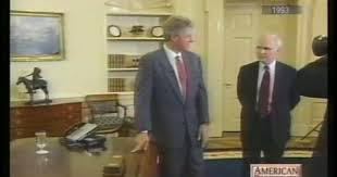 clinton oval office. Oval Office Tour Presidential Interview, Sep 29 1993 | Video C-SPAN.org Clinton