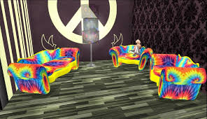 this to me is groovy furniture but i wouldnt say its bohemian furniture sure some furniture can be labeled as groovy andor bohemian some furniture do bohemian furniture