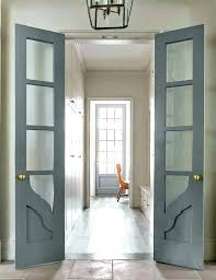 office french doors. Office French Doors Home Long And Narrow With Gray .