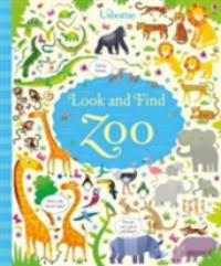 Look and Find Zoo (Look and Find) -- Hardback ... - Books Kinokuniya