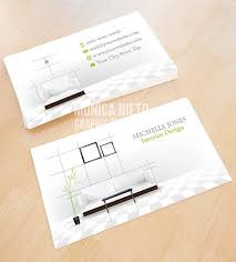 Custom Printable Interior Design Business Card Template Interior Gorgeous Business Cards Interior Design