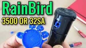 Rainbird 3500 Nozzle Change Or 32sa